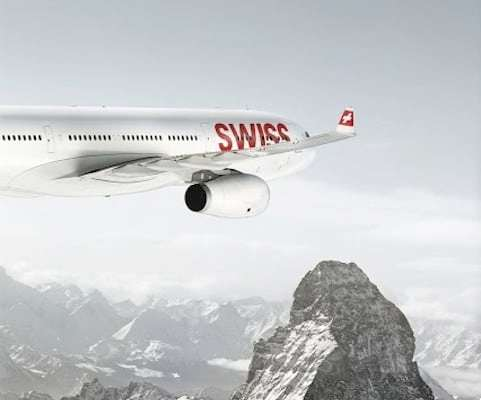 What is it like to fly Swiss?