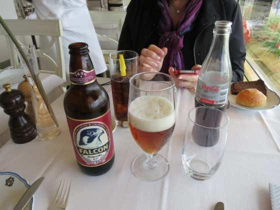 Falcon beer