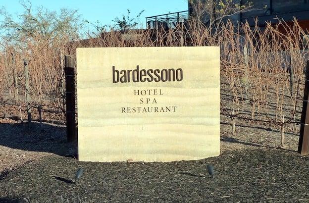 Bardessono in Yountville, CA