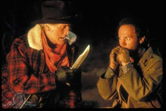 Billy Crystal in City Slickers
