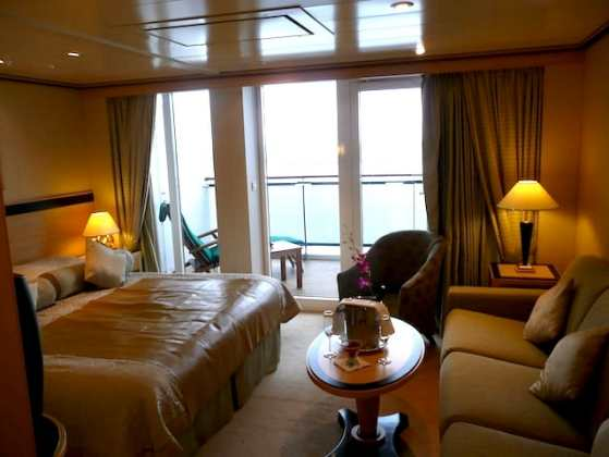 Our cabin on Deck 10