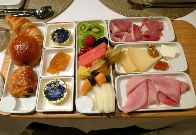 Our Catalan-style breakfast