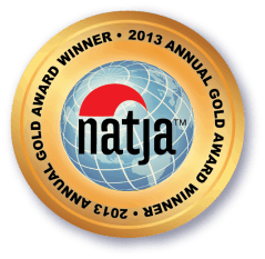 NATJA Gold Award