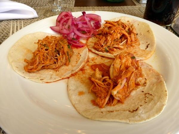 Cochinita Pebil cooked-to-order