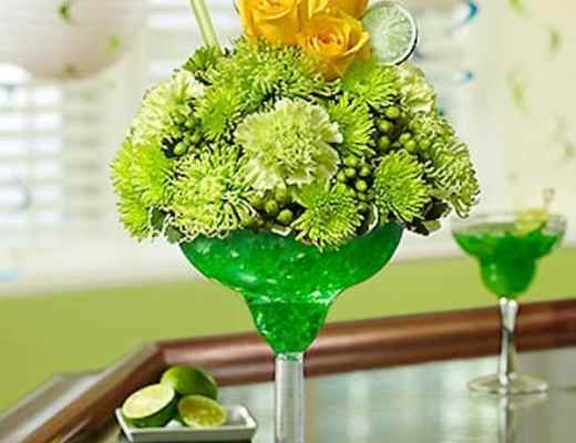 A non-alcoholic Margarita from FTD