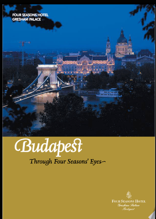 Budapest Through Four Seasons' Eyes