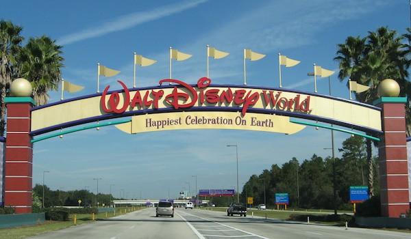 Welcome to Disneyworld (photo credit: Wikipedia)