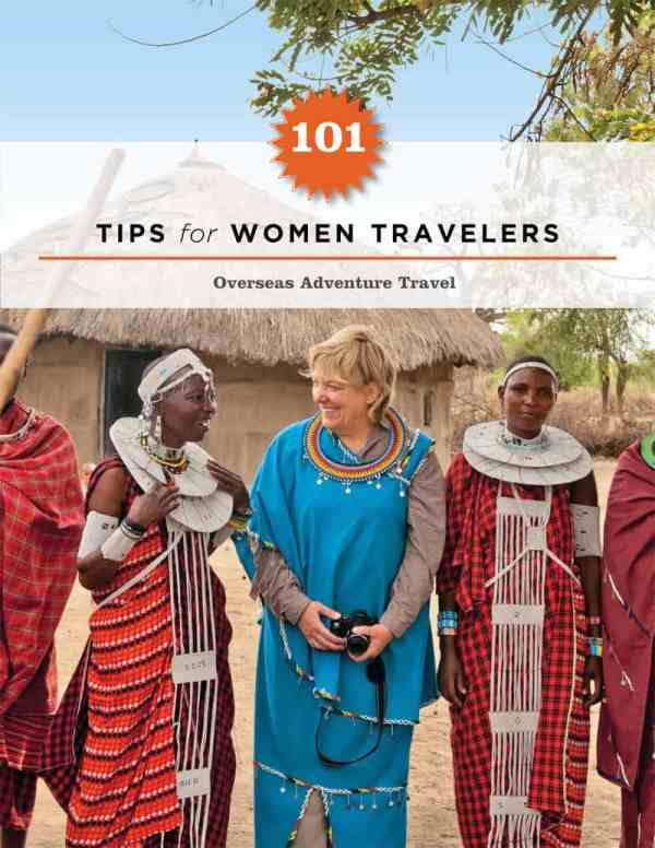 101 Tips for Woman Travelers