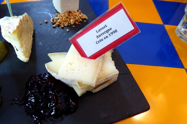 One of our favorite cheeses