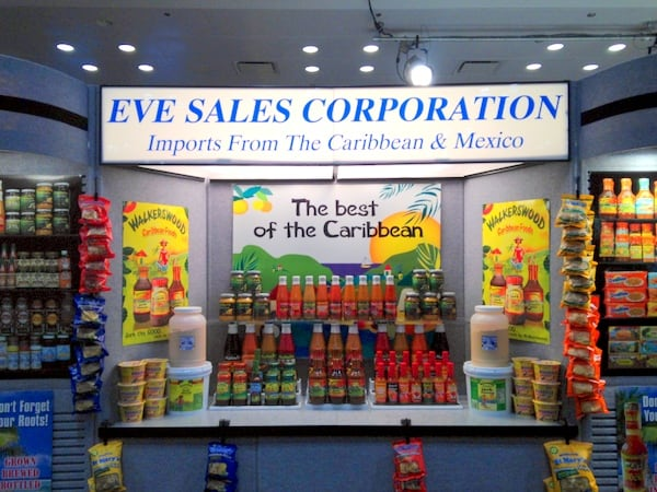 Foods of the Caribbean
