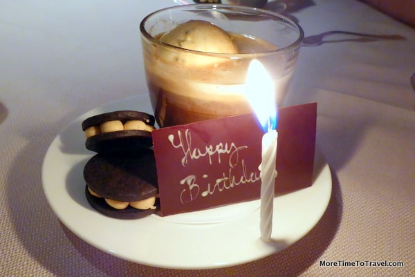 The Happy Birthday Affogato