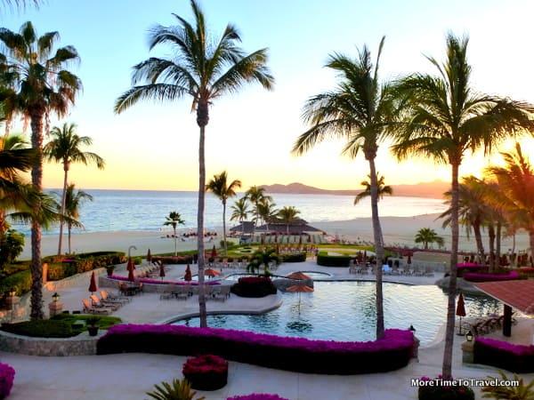 Pools at Zoetry Casa del Mar