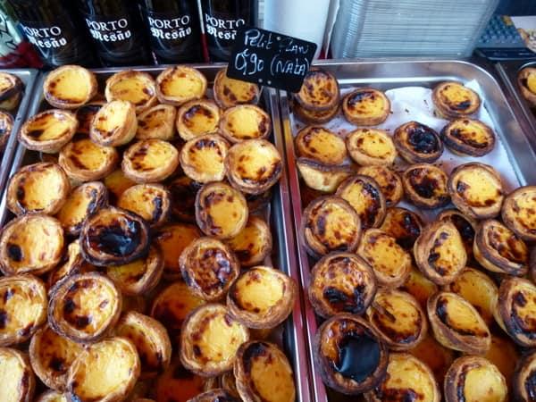 Petit cheese tarts