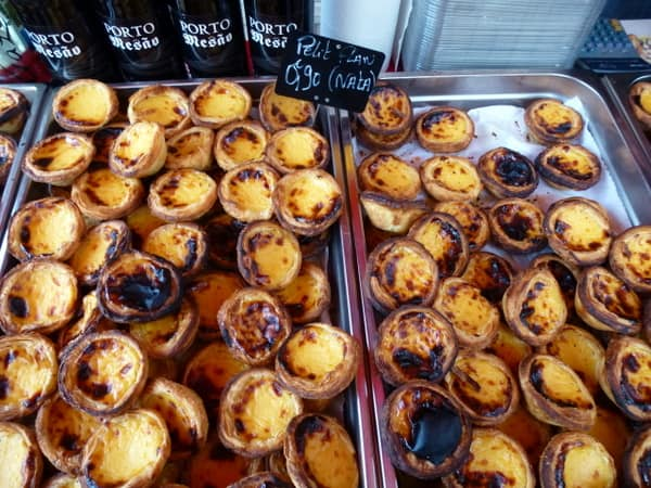 Petit cheese tarts