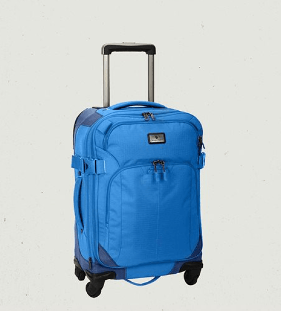 "Eagle Creek Adventure 4-wheel 22"" carryon"