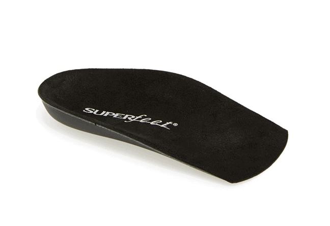 Suzanne's 'Super Feet'