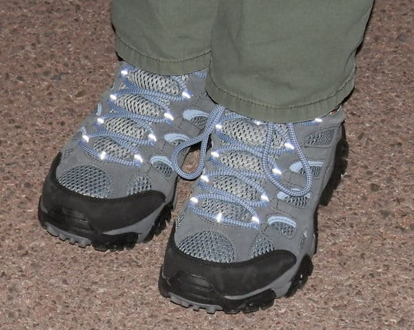 Ruth's favorite hiking shoes