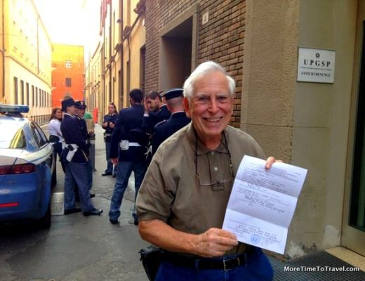 "Justice Served: Papers filed, Polizia working ""the case"""