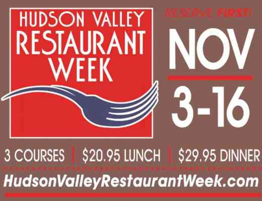 Hudson Valley Restaurant Week 2014