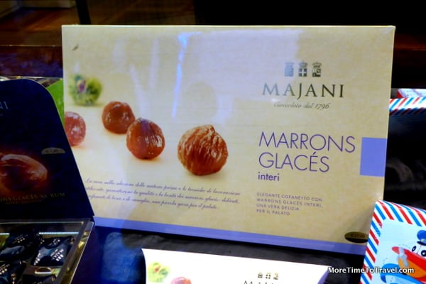 Marrons glace