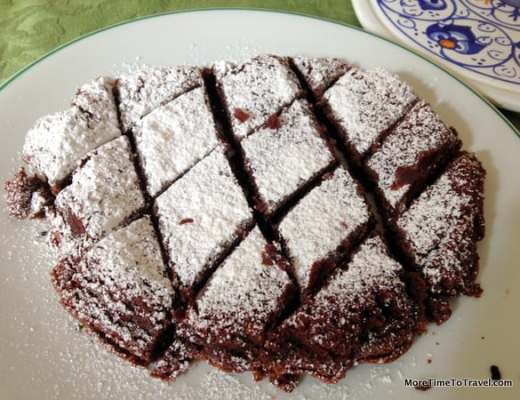 Luisa Mambelli's Tenerina Cake