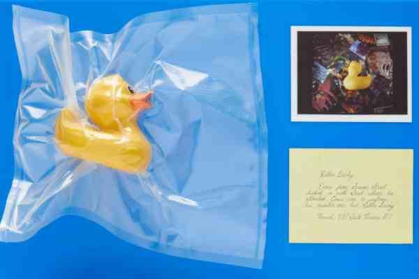 Rubber Ducky