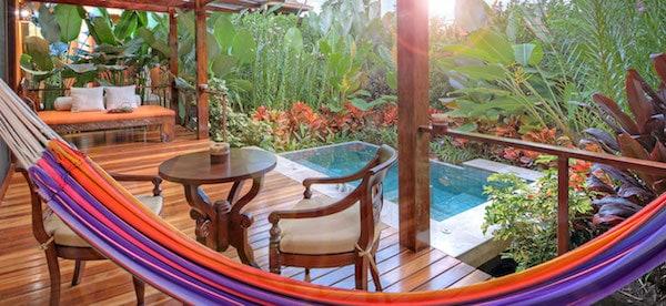 Nayara Springs in Costa Rica (Photo credit: Nayara Springs)