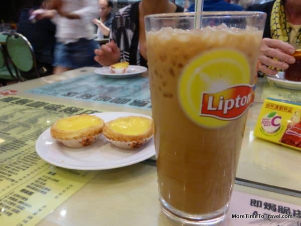Iced Coffee Tea – Yuanyang