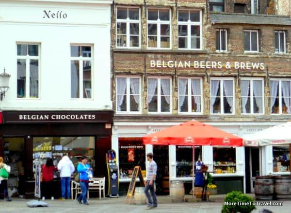 Shops in Antwerp