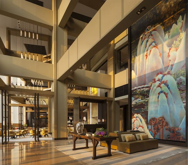 Rosewood Beijing Hotel  Where five star luxury is an understatement     Lobby of the Rosewood Beijing  Credit  Rosewood