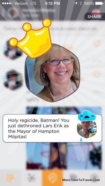 Mayor of Hampton by Hilton on Swarm