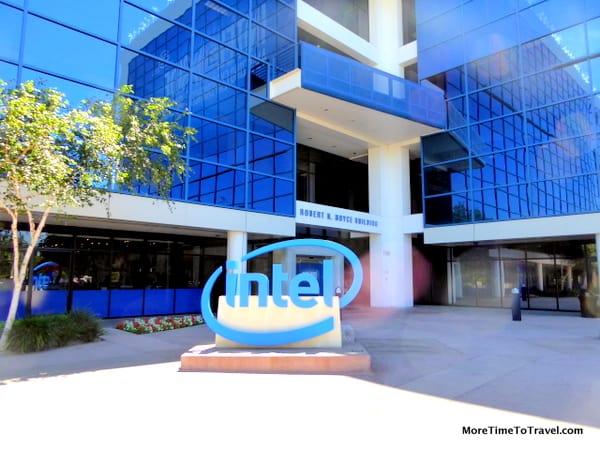 Intel in Santa Clara