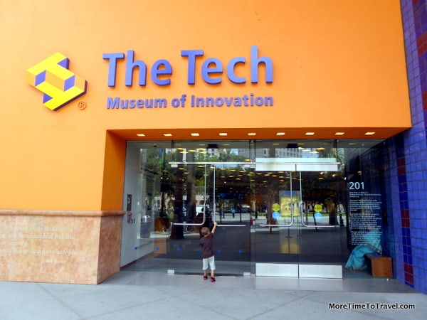 Tech Innovation Museum in San Jose
