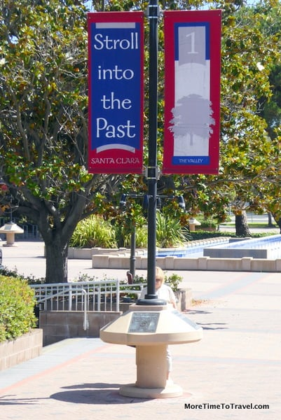 Stroll in the Past: A painless outdoor approach to learn the history of Santa Clara
