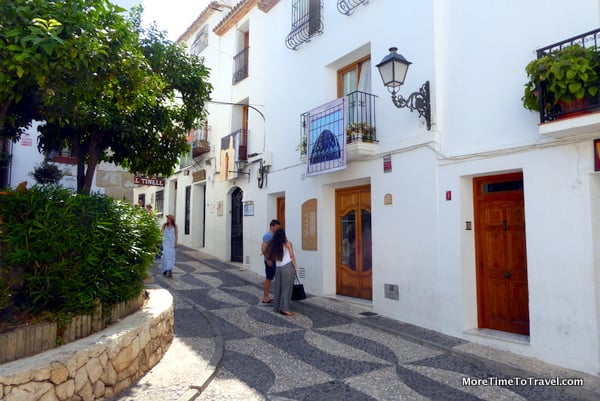 Altea in Costa Brava, Spain