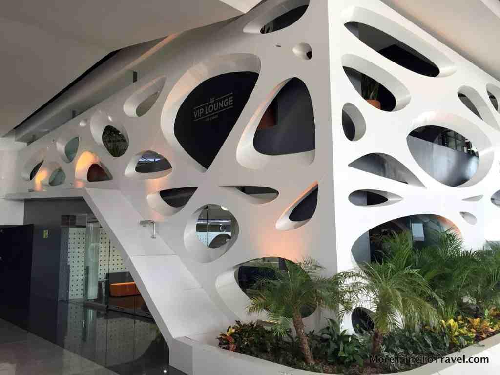 VIP Lounge at Los Cabos International Airport
