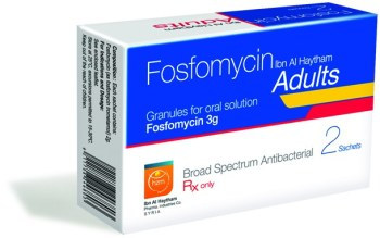 Fosfomycin