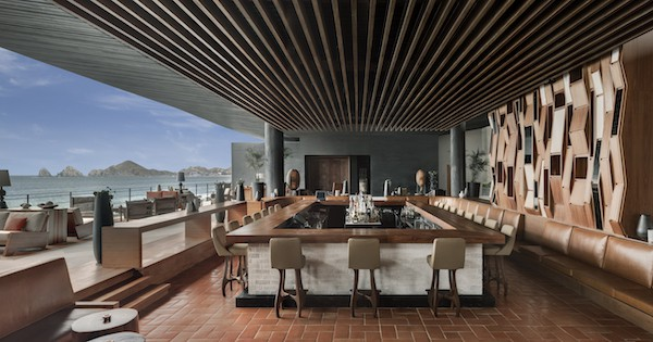 Lobby Bar Panorama - The Cape, a Thompson Hotel (Photo Credit: Thomas Hart Shelby)