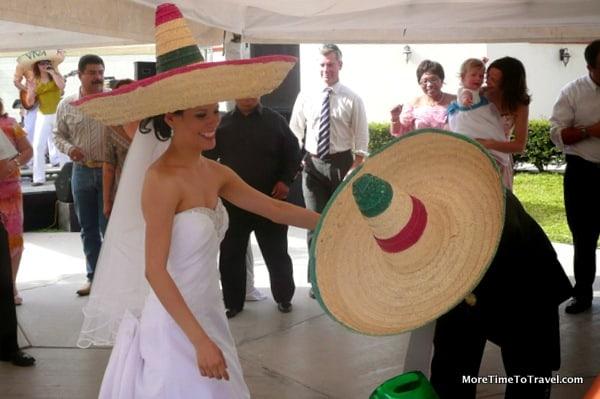 Wedding in Ciudad Obregon (Sonora), Mexico