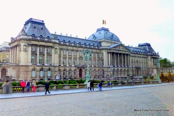 Palais Royale, Brussels, Belgium
