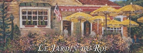 Le Jardin du Roi (screenshot)