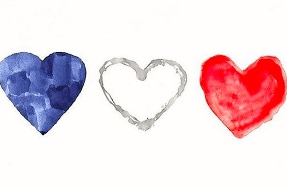 In memory of those lives affected by the Nice truck attack on July 14, 2016