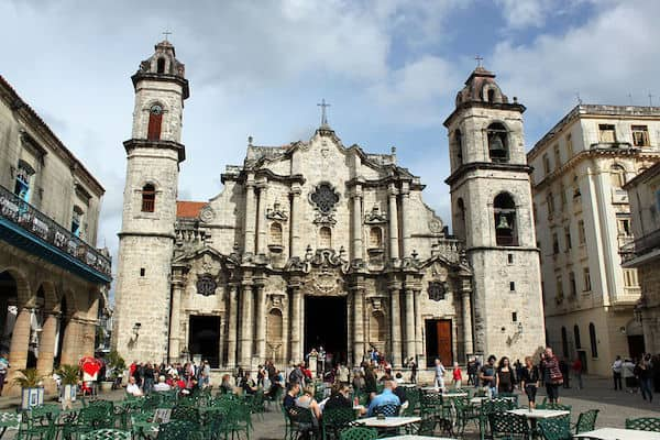 Havana Cathedral (Photo credit: Anagoria, Wikipedia Creative Commons)