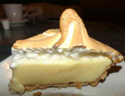 Fish House Key Lime Pie