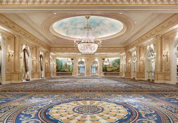 Grand Salon (Photo credit: JW Marriott Essex House New York)