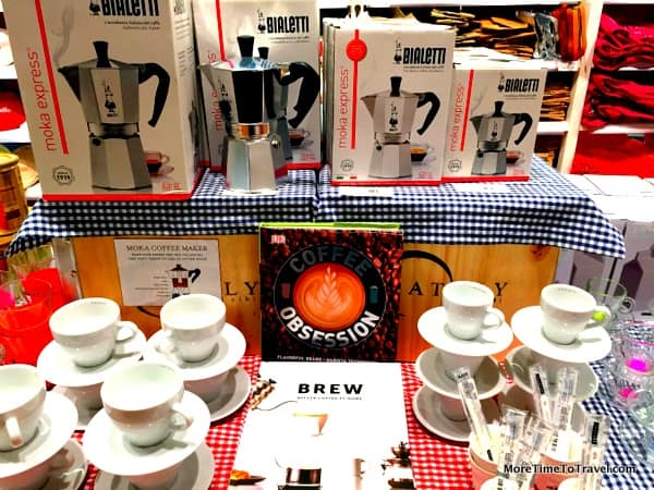 Bialetti coffee machines