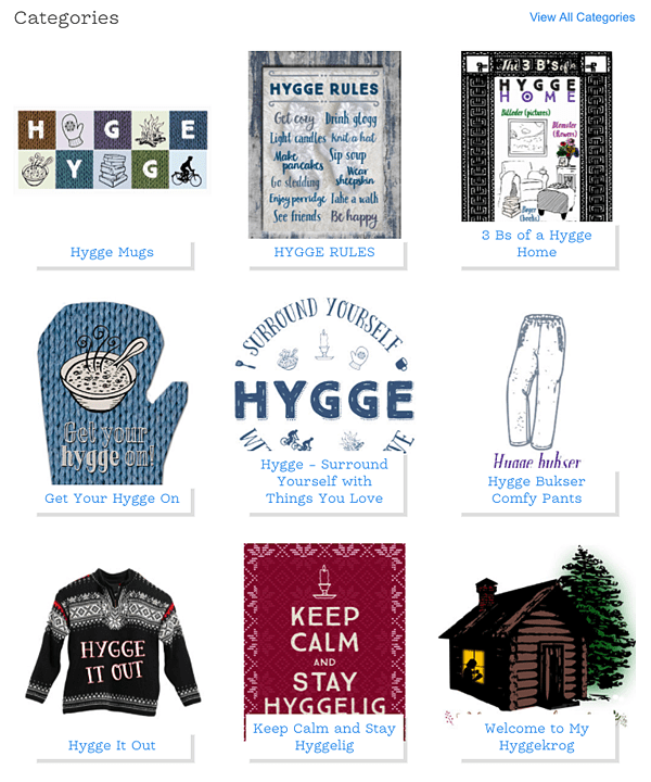 Hygge images