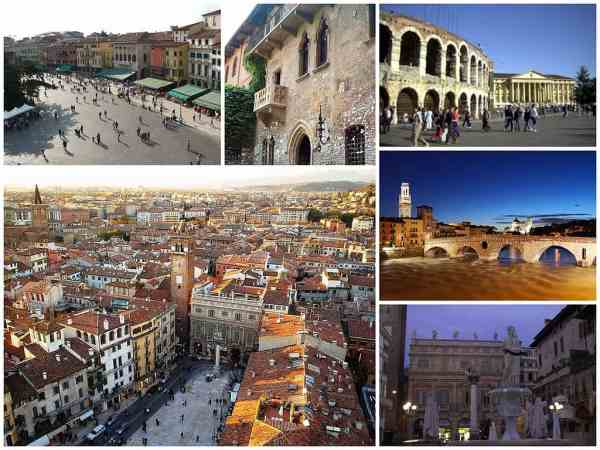 Verona Collage (credit: Wikipedia Commons DanieleDF1995)