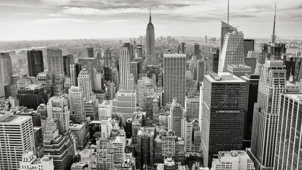 Manhattan (Photo credit: Pixabay)