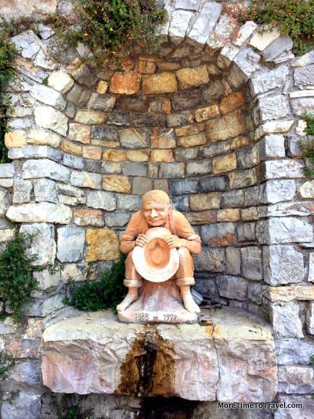 Terracotta Luca Cava